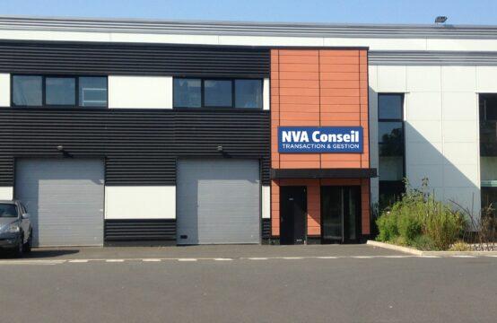Activités & Bureaux – 510 m²