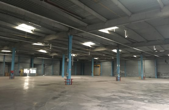 Entrepôt / Activités –  4265 m² dont 250 m² de bureaux