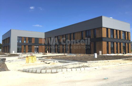 Bureaux Neuf – 236 m²