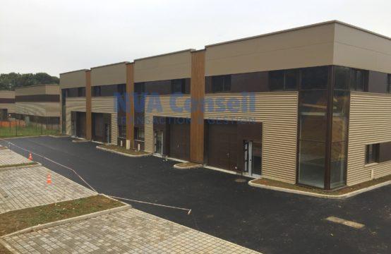 Locaux d'activités NEUF – 968 m² divisibles à partir de 238 m²