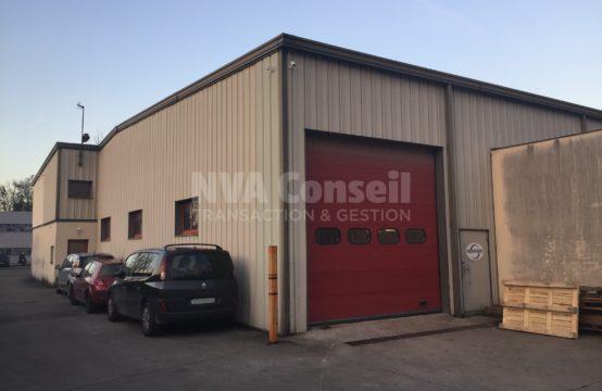 Bâtiment indépendant – 790 m² sur 1500 m² de terrain