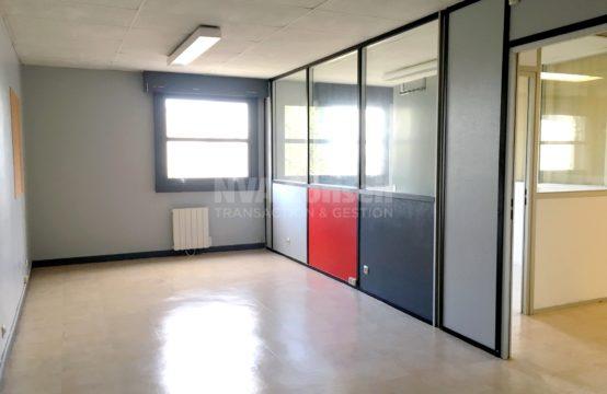 Bureaux R+1 – 120 m²