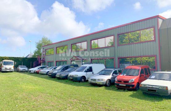 Bureaux Fibre Optique – 260 m²
