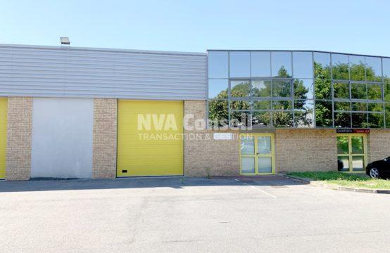Local d'Activités – 185 m² avec bureaux