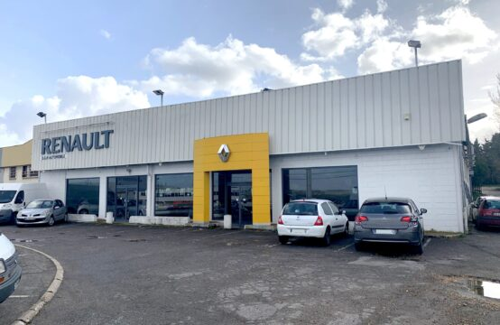 Local commercial – N14 – 1 041 m²