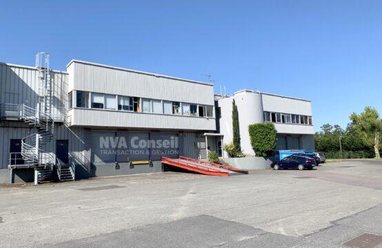 Activités – Entrepôts – 3181 m²