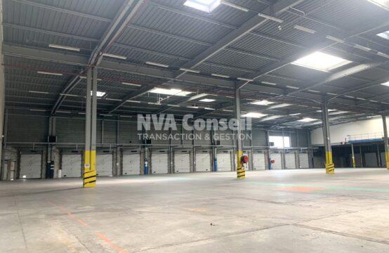 Entrepôt – Logistique – 2887 m²