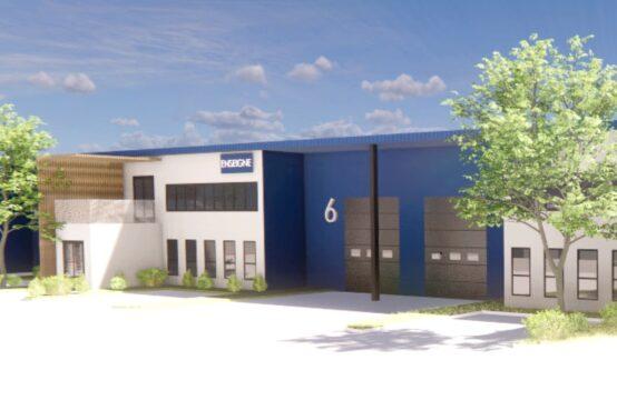 Locaux d'Activités – 391 m² à 791 m²