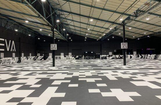 Locaux ERP – 2400 m² – Première Arène E sport VR au monde