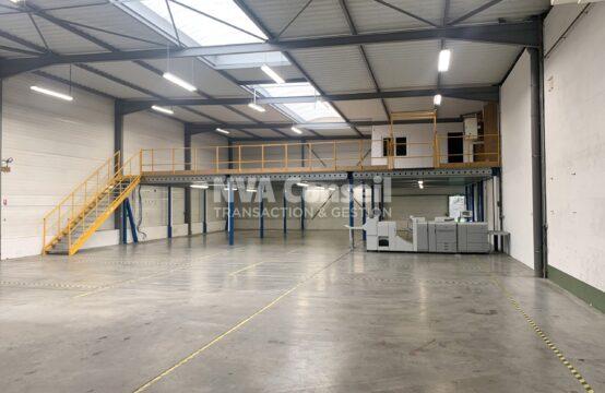 Local d'activité de qualité – 550 m² + mezzanine